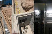 تحویل موقت پروژه خدمات برق رسانی به ساختمان IT و رستوران کارخانه فولاد سیرجان ایرانیان